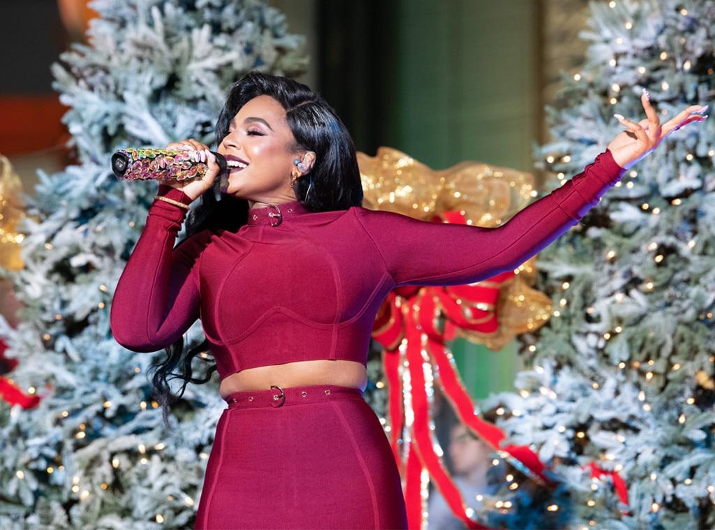 Ashanti, 87th Annual Hollywood Christmas Parade