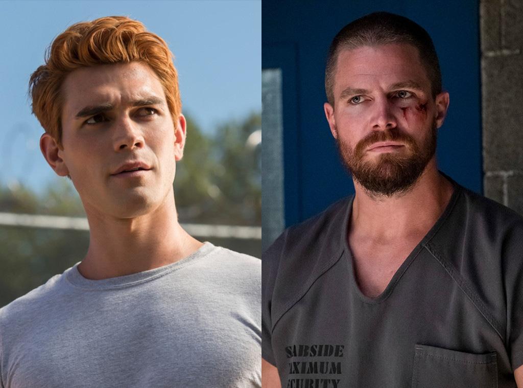 Riverdale, Arrow, Prison, Jail
