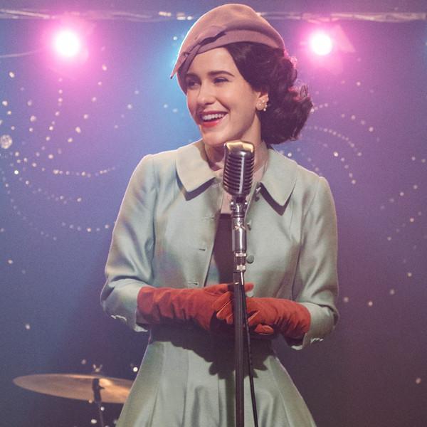 The Marvelous Mrs. Maisel Cast Wins 2019 SAG Award for Comedy Ensemble