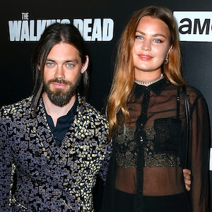 Tom Payne, Jennifer Akerman