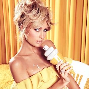 Paris Hilton, Gay Times
