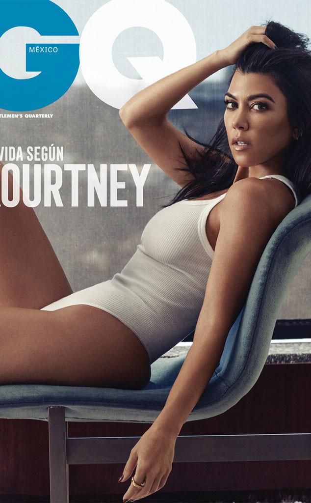 Kourtney Kardashian, GQ magazine