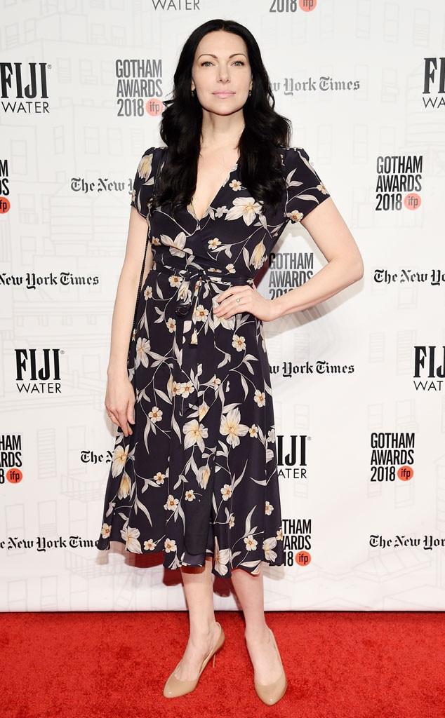 Laura Prepon, 2018 Gotham Awards