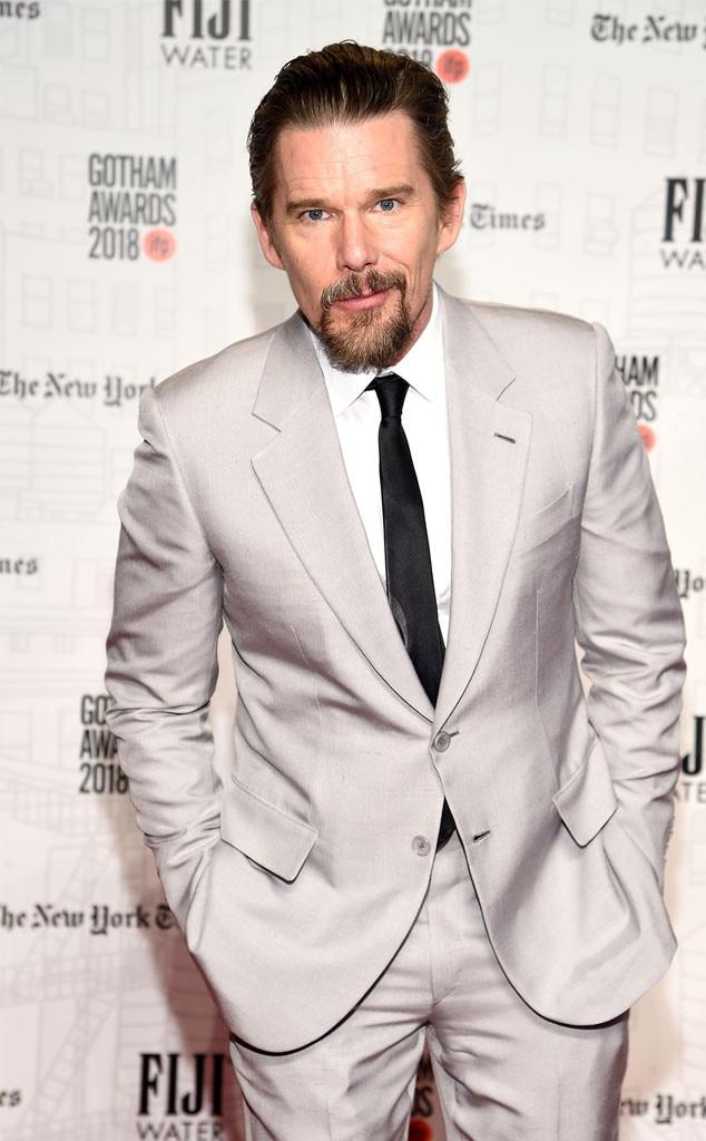 Ethan Hawke, 2018 Gotham Awards