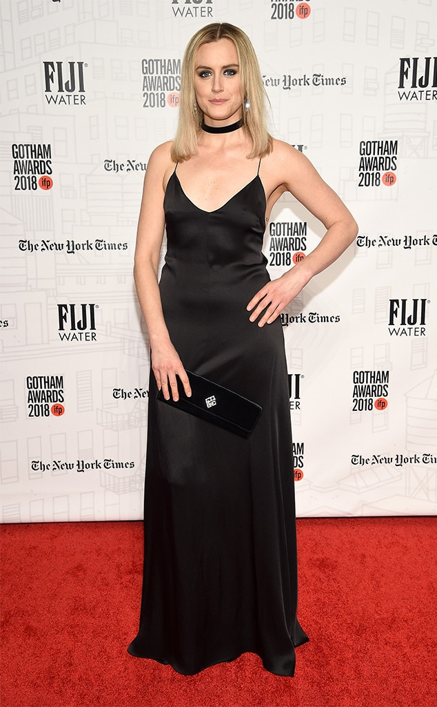 Taylor Schilling from Gotham Awards 2018: Red Carpet ...