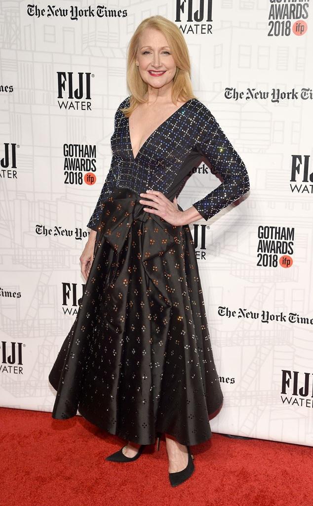 Patricia Clarkson, 2018 Gotham Awards