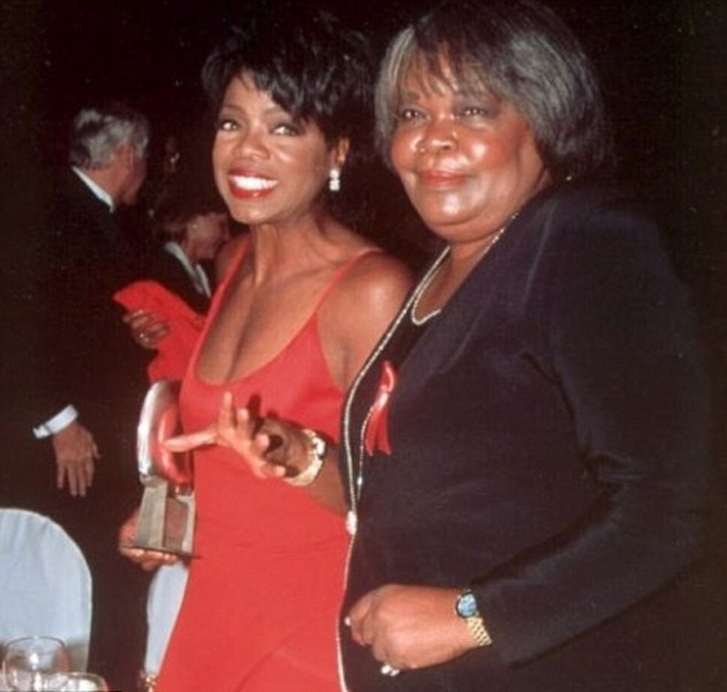 Vernita Lee Mother Oprah Winfrey