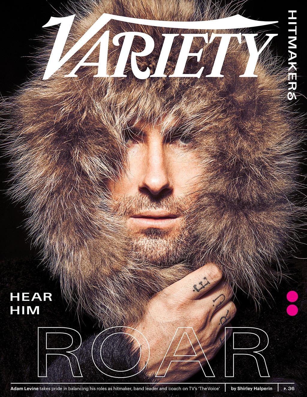 Adam Levine, Variety