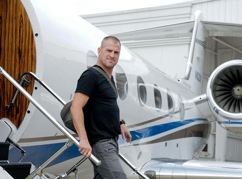 George Eads,  MacGyver  - George Eads  will exit the CBS remake in 2019. He expressed his desire to exit and spend more time with his family.