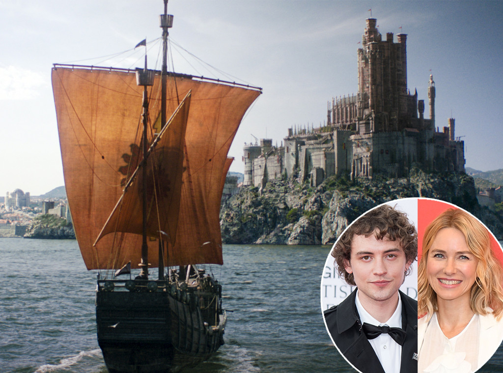 Game of Thrones prequel, Josh Whitehouse, Naomi Watts
