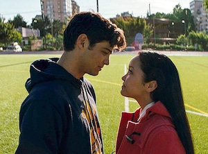 Noah Centineo, Lana Condor, To All the Boys I've Loved Before