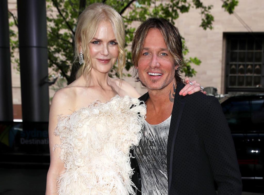 Nicole Kidman, Keith Urban, ARIA Awards 2018