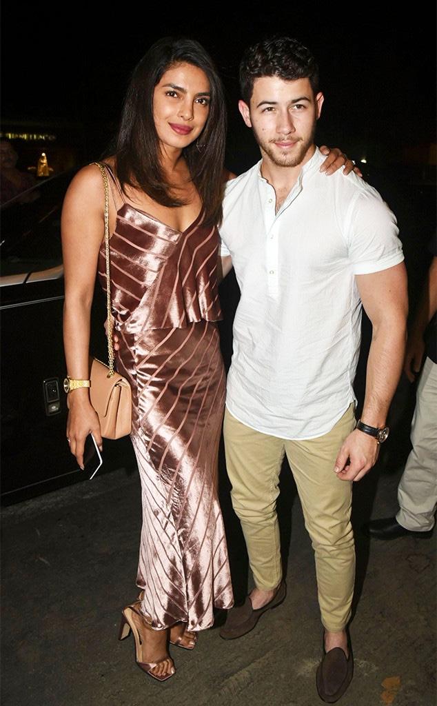 Priyanka Chopra, Nick Jonas, Pre-Wedding