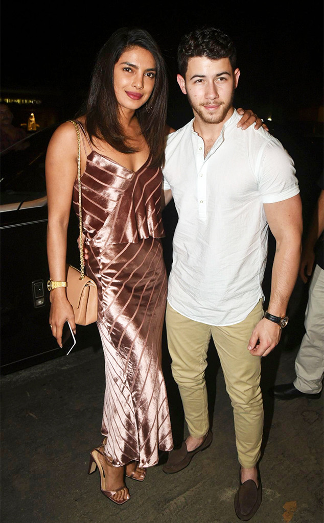 Priyanka Chopra, Nick Jonas, Pre-Wedding