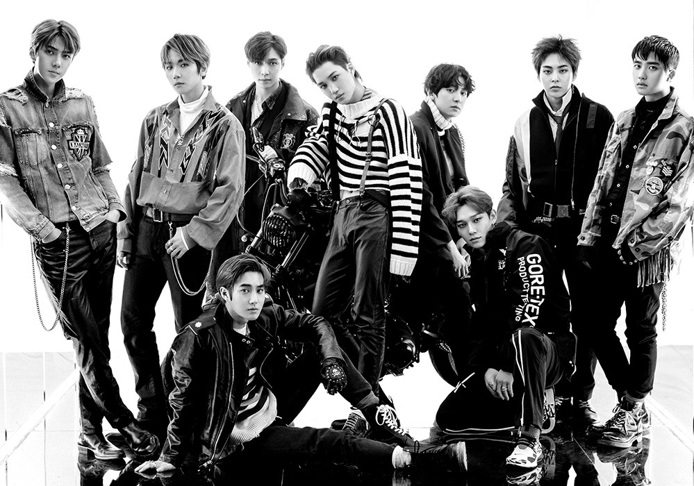 EXO, Don't Mess Up My Tempo
