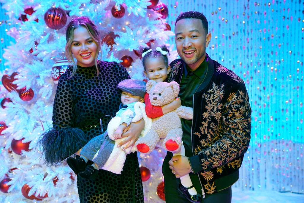 Inside John Legend's Star-Studded 40th Birthday Party