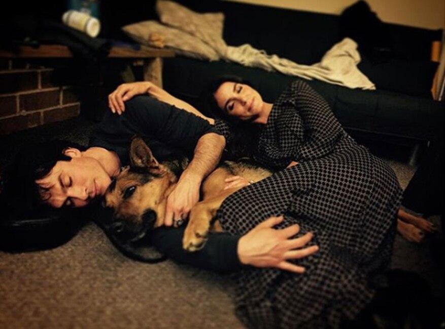Nikki Reed, Ian Somerhalder, Instagram