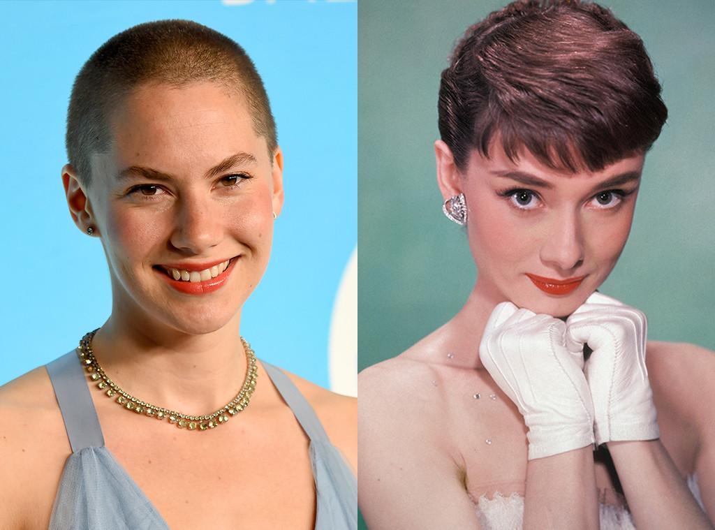 Emma Kathleen Hepburn Ferrer, Audrey Hepburn