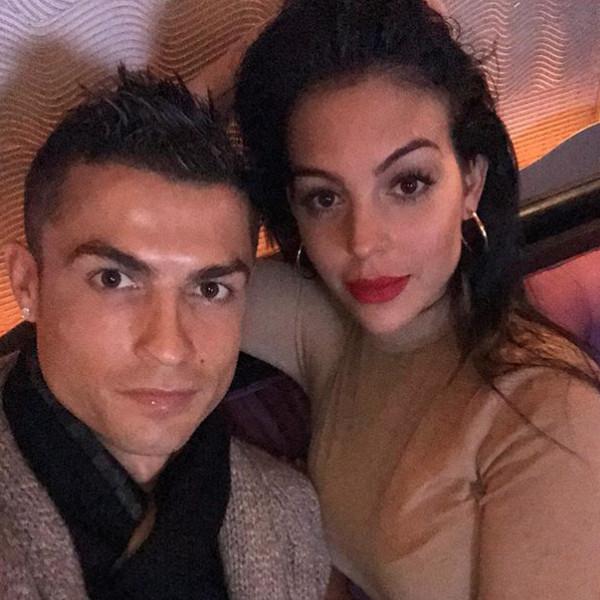 Cristiano Ronaldo, Georgina Rodriguez