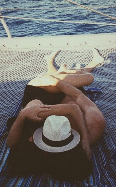 Ian Somerhalder, Nikki Reed