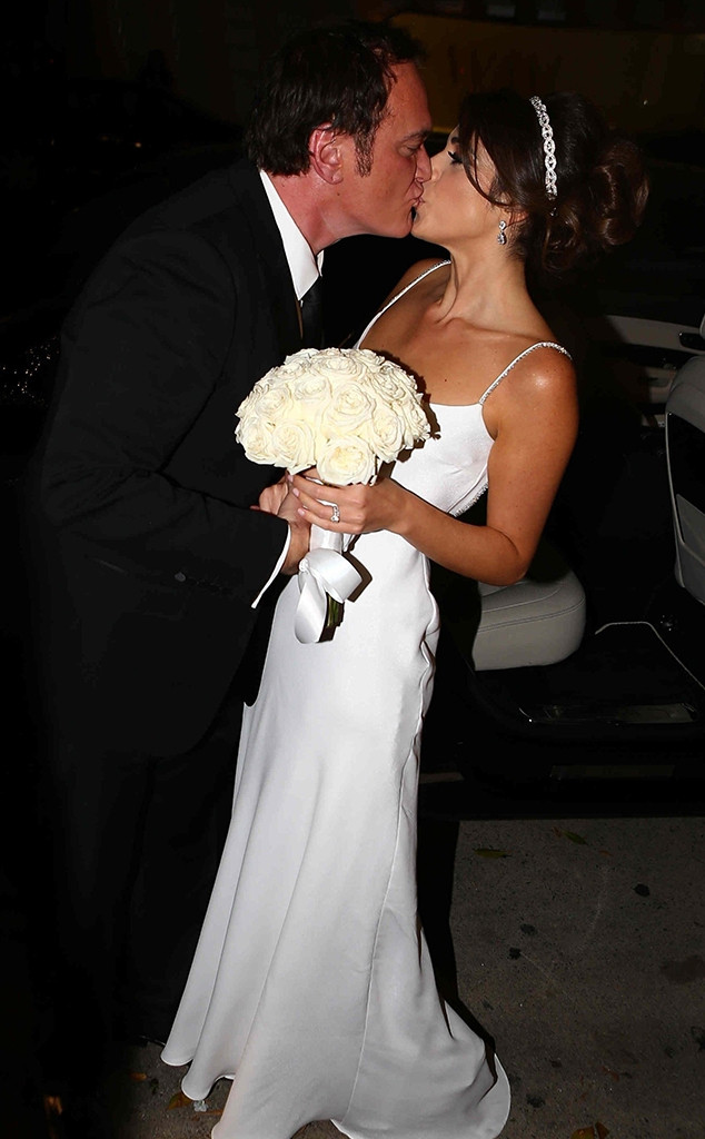 Quentin Tarantino married