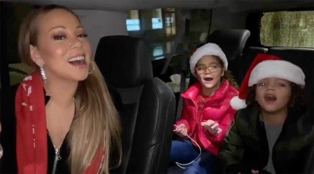 Mariah Carey, Monroe, Mariah Carey Kids