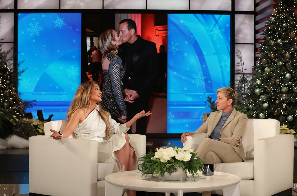 Jennifer Lopez, The Ellen DeGeneres Show