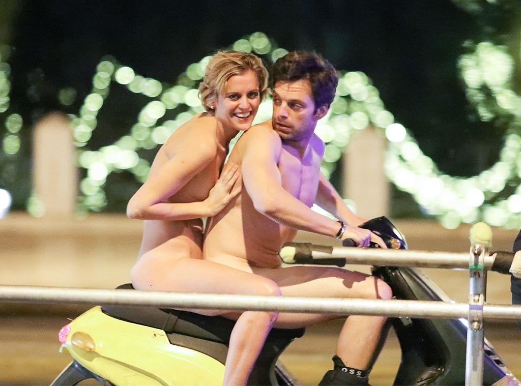 Sebastian Stan, Denise Gough