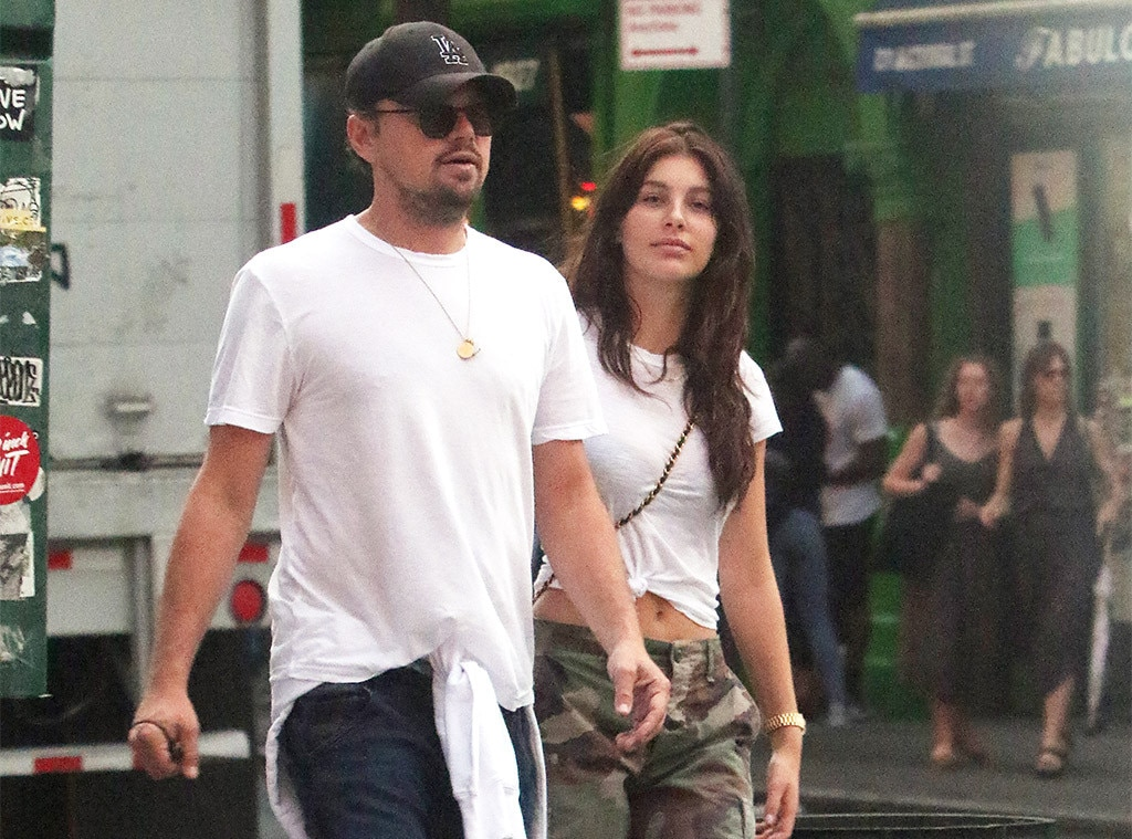 Leonardo DiCaprio's Girlfriend Camila Morrone Claps Back at Haters