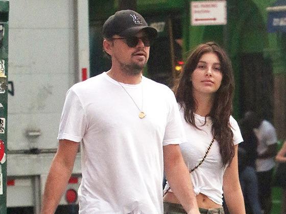 Mira a Leonardo DiCaprio hacer lo que todos los novios hacen para sus novias instagramers