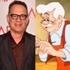 Tom Hanks, Geppetto, Pinnochio