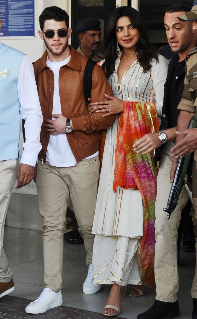 Priyanka Chopra Builds Anticipation For Her Wedding Dress Reveal
