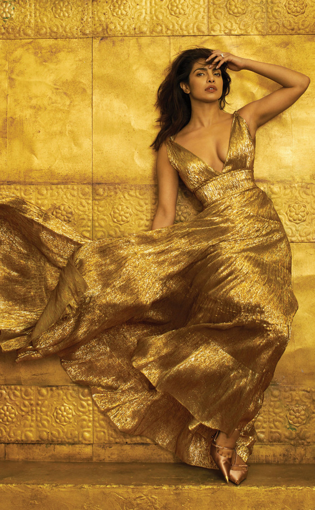 Priyanka Chopra, Vogue, January 2019