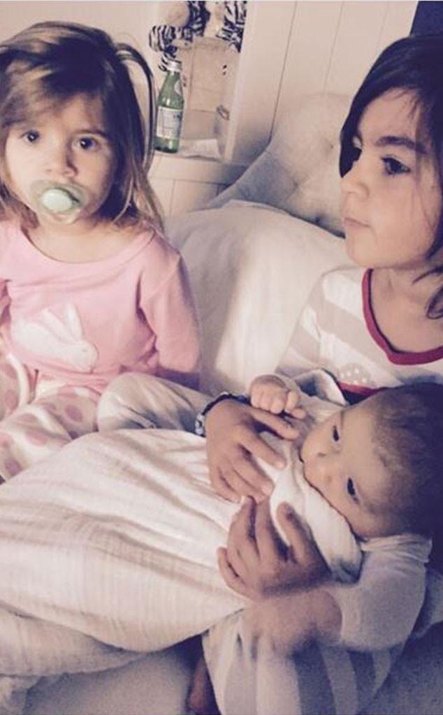 Mason Disick, Penelope Disick, Reign Disick, Family