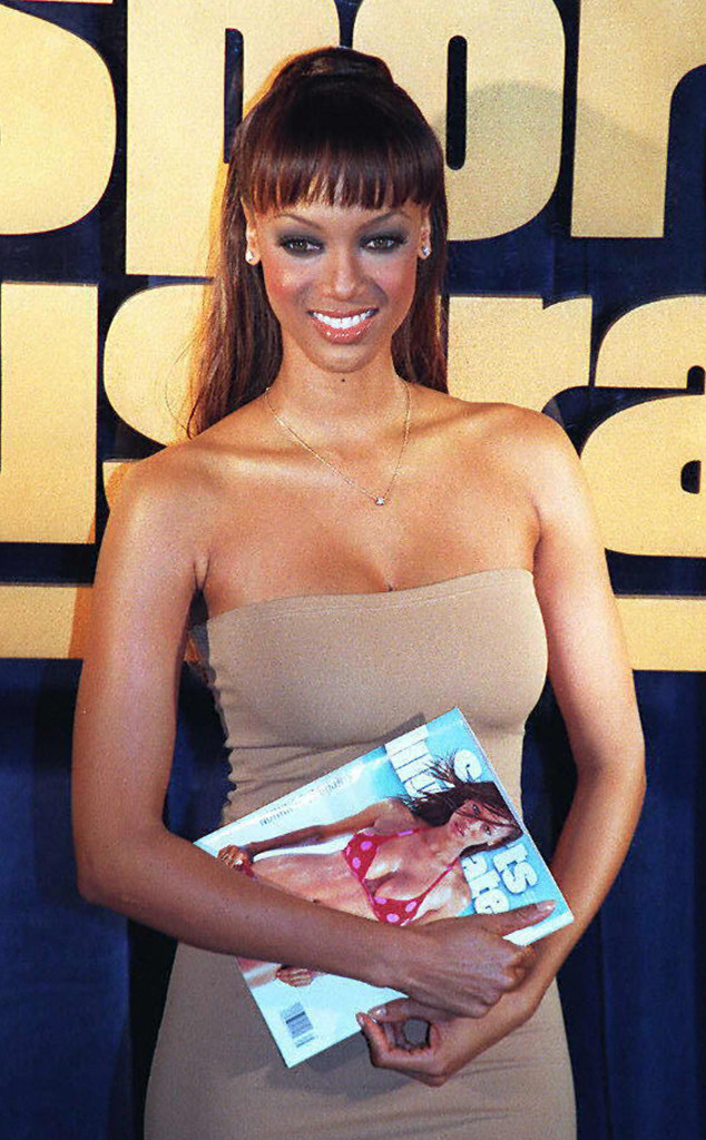 Tyra Banks, Sports Illustrated, 1997
