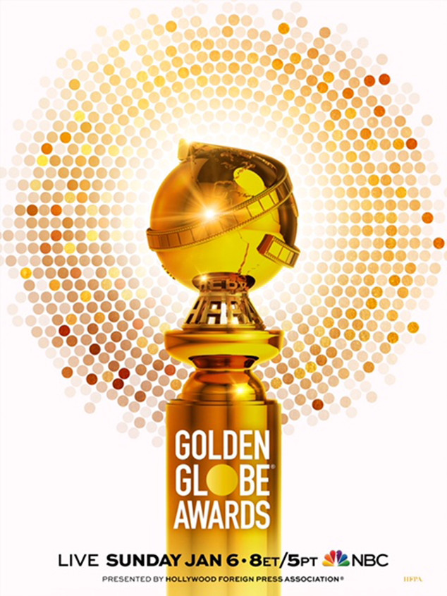 Golden Globe Awards, Golden Globes, Trophy, Statuette, 2019