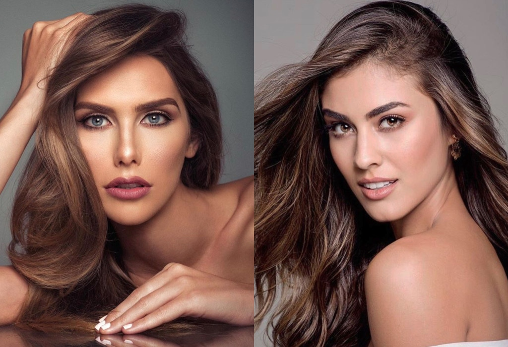 Miss España, Miss Colombia, Miss Universo