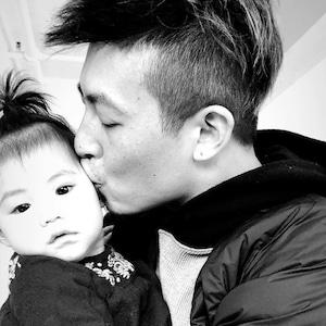 Edison Chen & Daughter