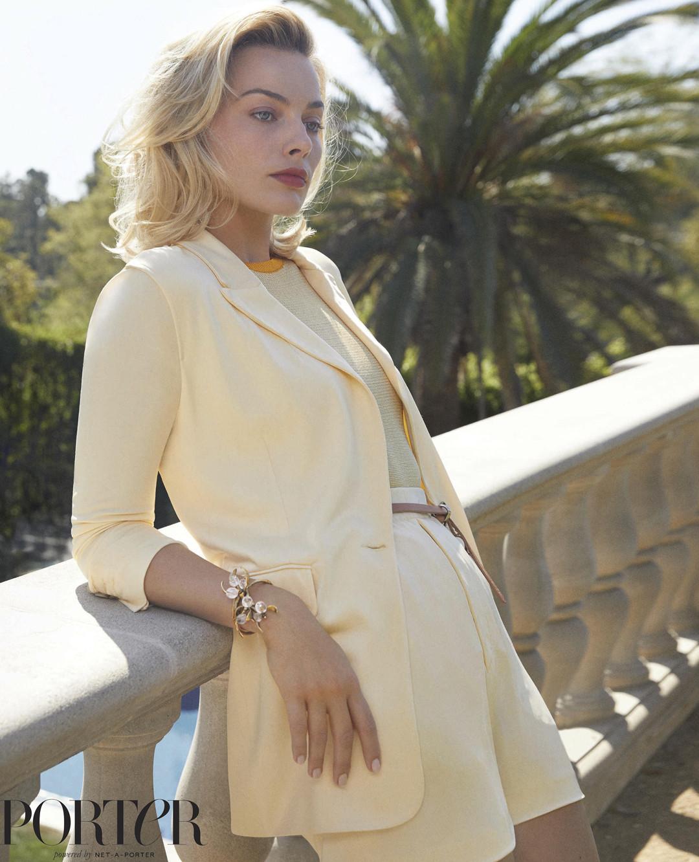 Margot Robbie, PORTER Magazine
