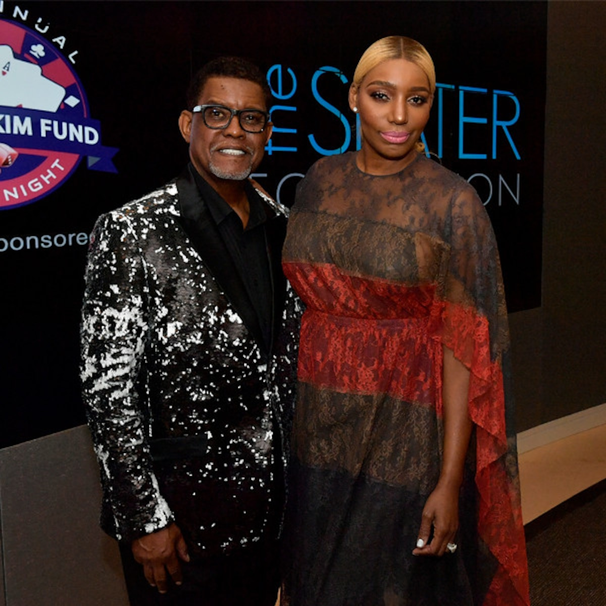 Nene Leakes Calls Gregg Mean Grouchy Evil Amid His Cancer Battle E Online