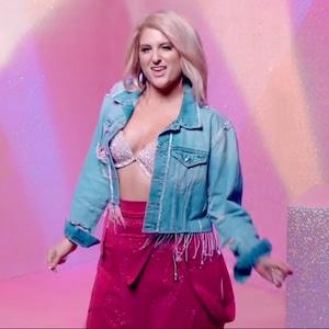 Meghan Trainor, No Excuses Music Video