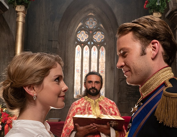 A Christmas Prince 3 Is Happening—With a Royal Baby | E! News