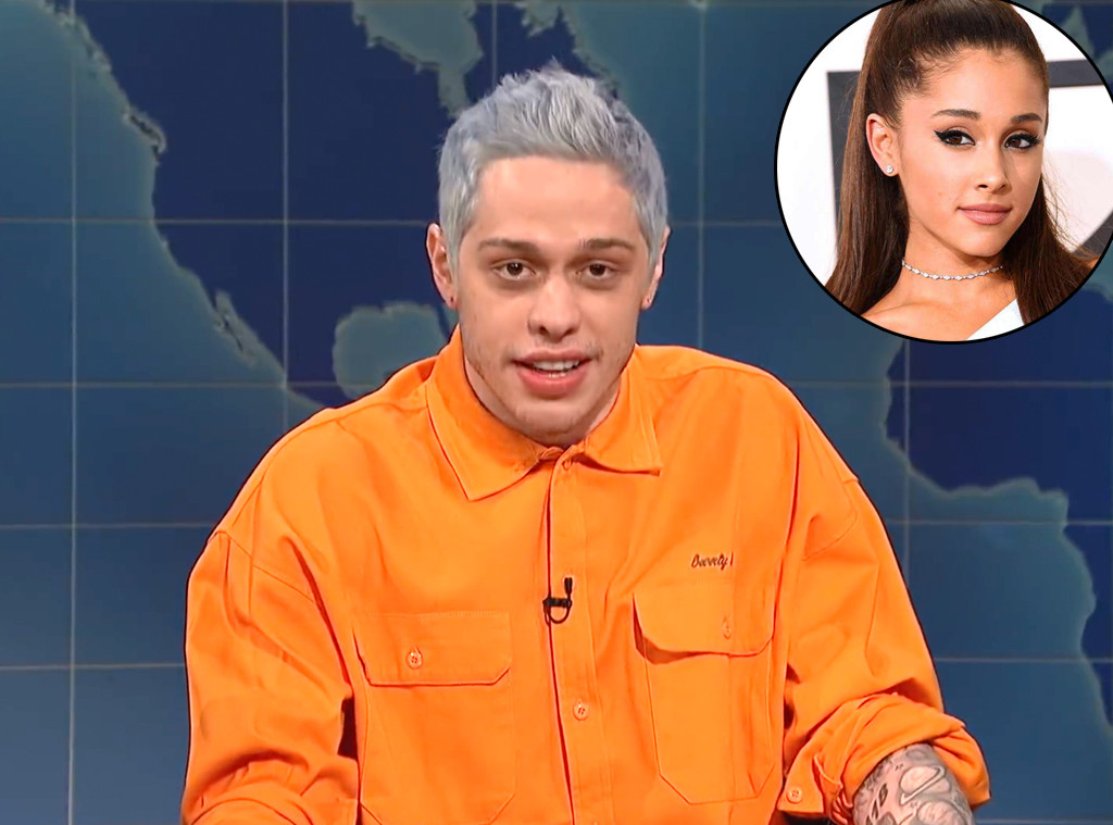 Ariana Grande, Pete Davidson, SNL, Saturday Night Live