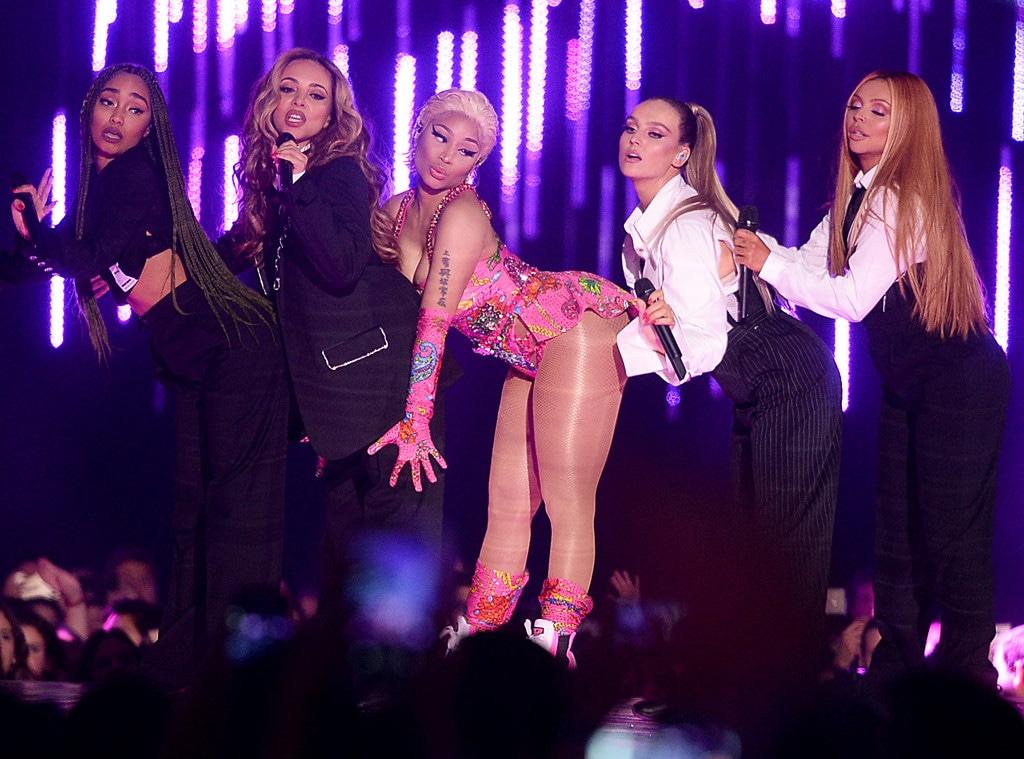 MTV EMAs 2018, Nicki Minaj, Little Mix