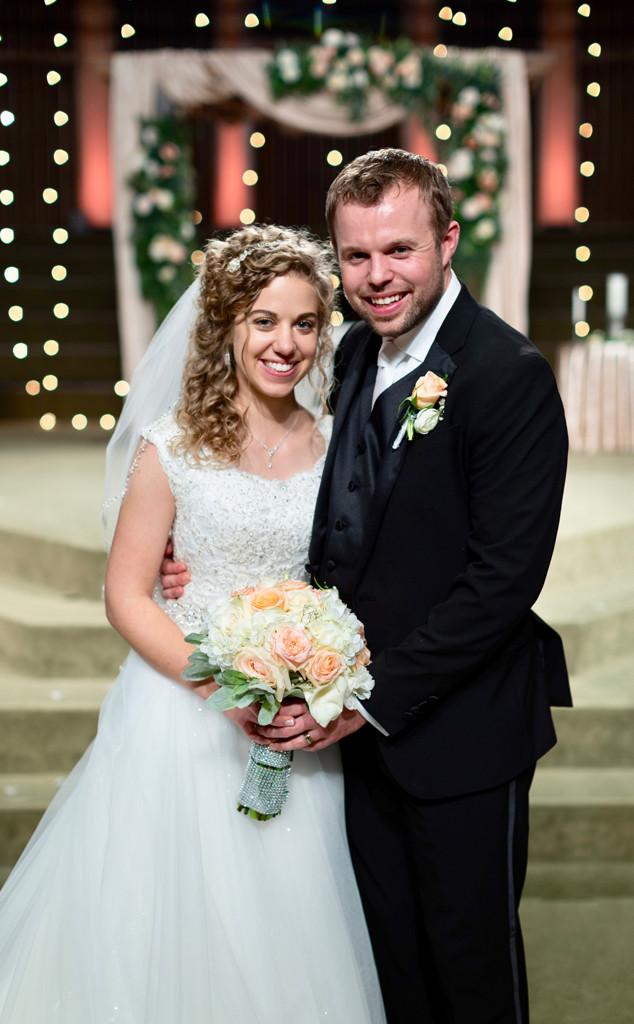 John-David Duggar and Abbie Grace Burnett Are Married! | E! News