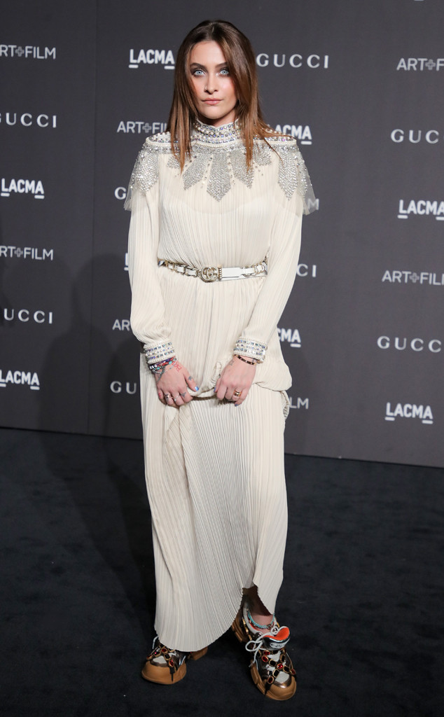 LACMA: Art and Film Gala, Paris Jackson
