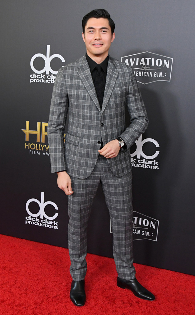 Henry Golding, 2018 Hollywood Film Awards