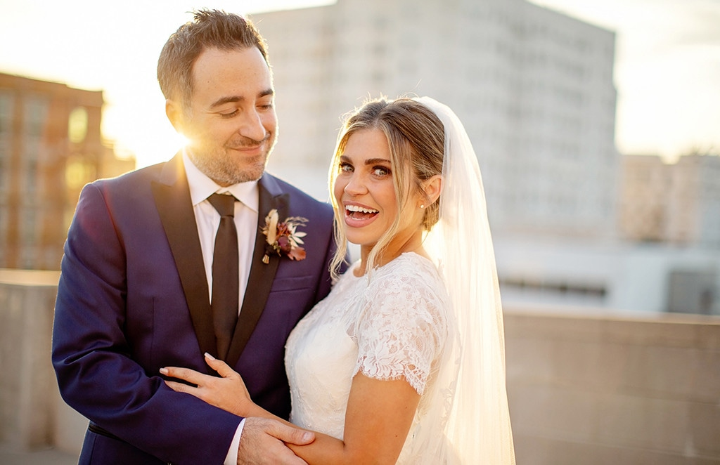 Danielle Fishel, Jensen Karp, Weddings