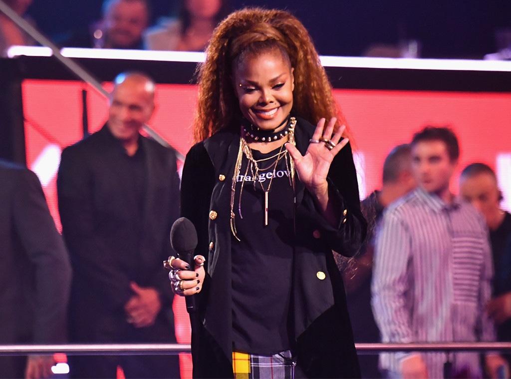 Janet Jackson, 2018 MTV EMAs, Acceptance Speech