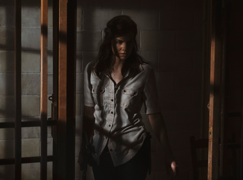 Lauren Cohan,  The Walking Dead  - Lauren Cohan  said goodbye, for now, to  The Walking Dead  following prolonged contract negotiations. Cohan appeared in a handful of season nine episodes, but after a six-year time jump her character Maggie Greene is nowhere to be seen.